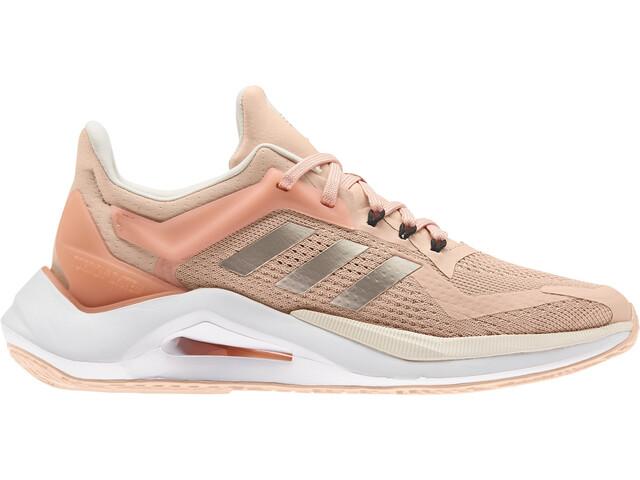 adidas Alphatorsion 2.0 Shoes Women halo blush/copper met./ambient blush